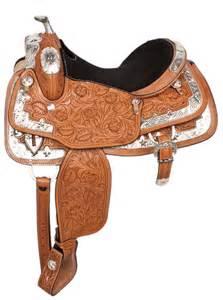 Comfortable Western Saddles 15 17 Royal Show Parade Western Horse Leather Saddle Lots