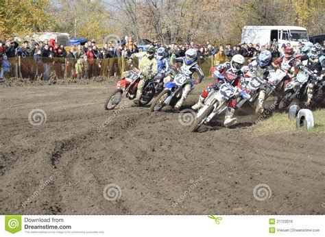 how to start racing motocross start motocross a of motorbike racing editorial