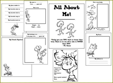 dr seuss printable activity sheets 47 dr seuss birthday activities for march tip junkie