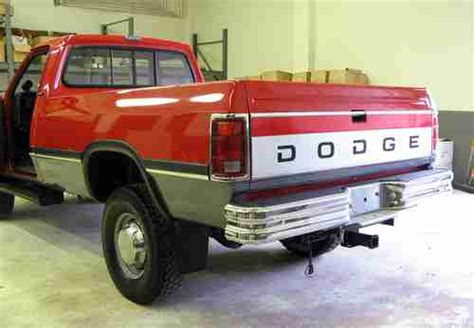 auto body repair training 1993 dodge d250 electronic toll collection buy used 1993 dodge ram 250 le cummins turbo diesel long bed in akron ohio united states