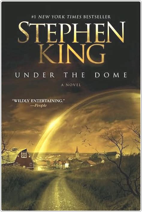 steve s story the of a orphan books stephen king the dome the lighted