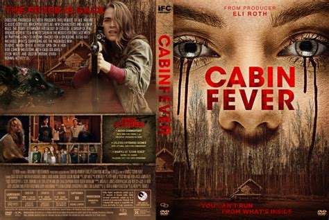 cabin fever dvd covers labels by covercity