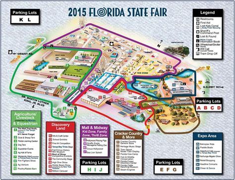 florida state fairgrounds map florida state fairgrounds map