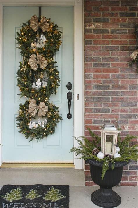 decoracion de pino navideño blanco decoracion navidad casera good store indya navidad arbol