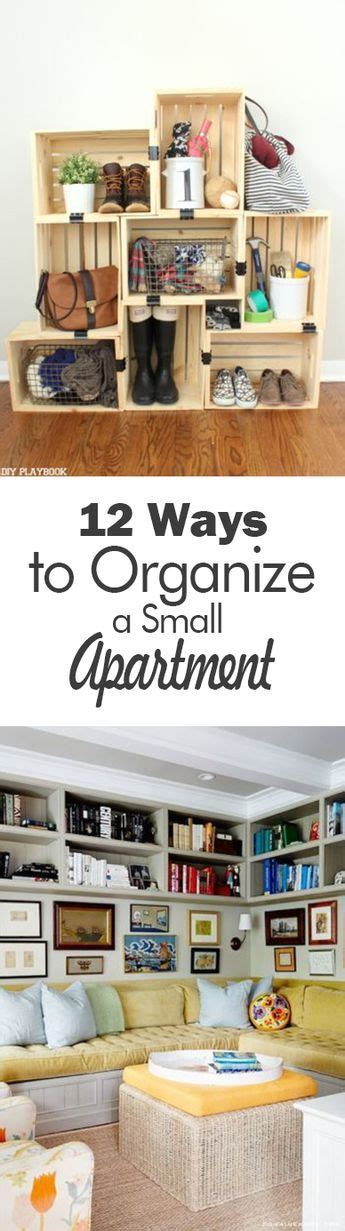 organize apartment 25 best ideas about studio apartment organization on