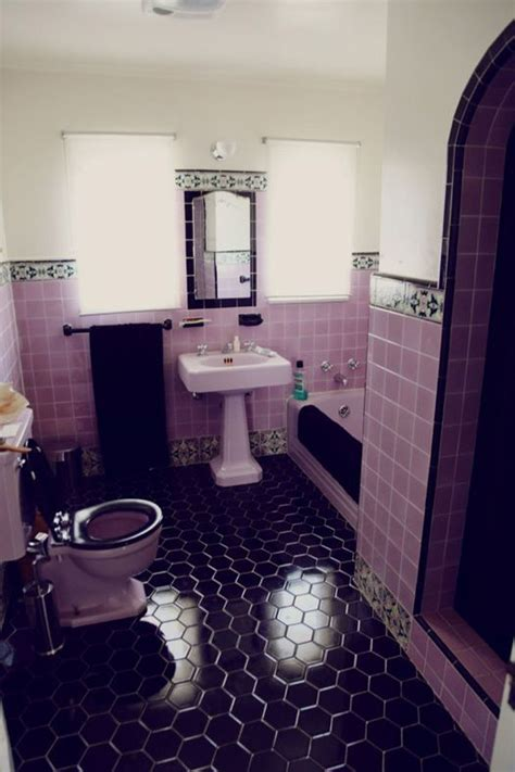 purple pictures for bathroom 24 purple bathroom floor tiles ideas and pictures