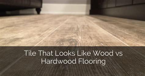 Superb Quartz Vs Granite Counter Tops #3: Tile-That-Looks-Like-Wood-vs-Hardwood-Flooring.jpg
