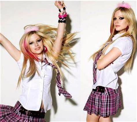 Tartan Up Your Like Avril Lavigne by Jellybeans Select Rakuten Global Market