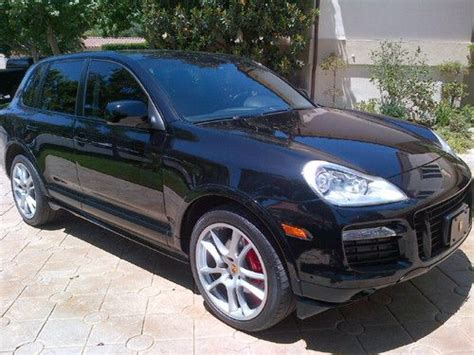 automobile air conditioning service 2009 porsche cayenne electronic toll collection find used 2009 porsche cayenne gts sport utility 4 door 4 8l in thousand oaks california