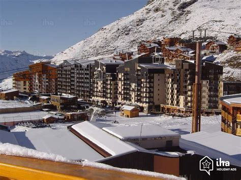 val thorens appartments apartment flat for rent in val thorens iha 17022