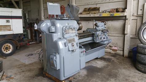 Monarch Metal Lathe Model No 61 13x30 For Sale Call 616