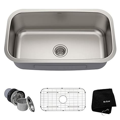 kraus stainless steel sink vs kohler kitchen sink shop large selection discount prices on