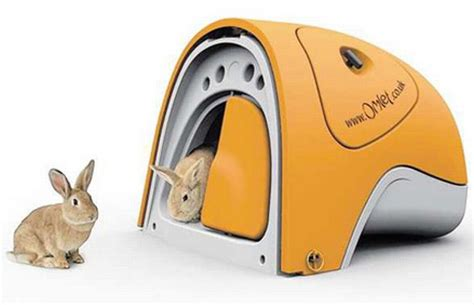 Igloo Rabbit Hutch gadgets of the week pads for pets birmingham mail