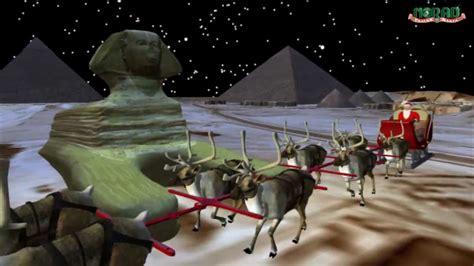 tracking santa on norad 2012 norad tracks santa hd