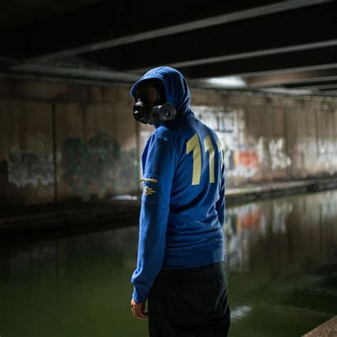 Hoodie Mafia 111 Dennizzy Clothing fallout 4 clothing merchandise headlined by vault 111 hoodie