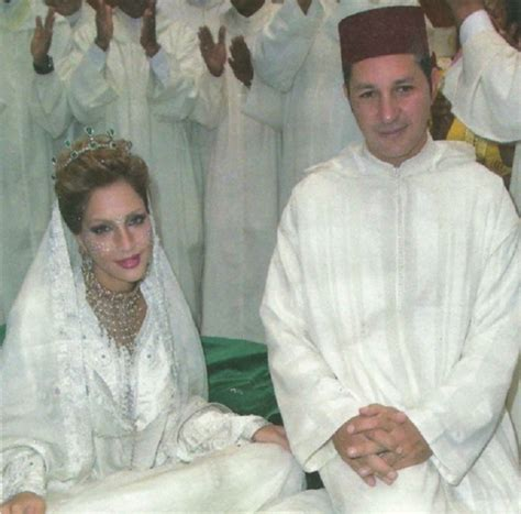 Lalla soukaina marriage albert de monaco and wife