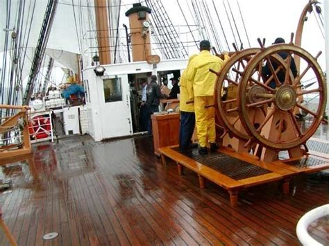 boat steering wheel what is it called how does a ship s steering wheel control the ship quora