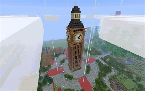 big ben tower creation