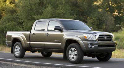 2008 Toyota Tacoma Recalls 2008 Toyota Tacoma Review Newcartestdrive