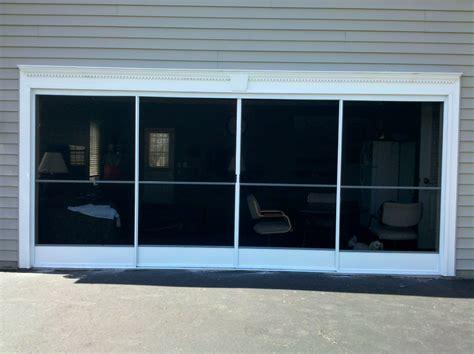 screens for garage doors is here install your garage door screen today tracey door co rochester nearsay