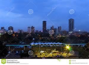 Modern House Plans In Kenya by Nairobi City Kenya Royalty Free Stock Photos Image 28466108