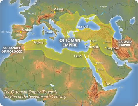 Brief History Of The Ottoman Empire Istanbul Clues Islam In The Ottoman Empire