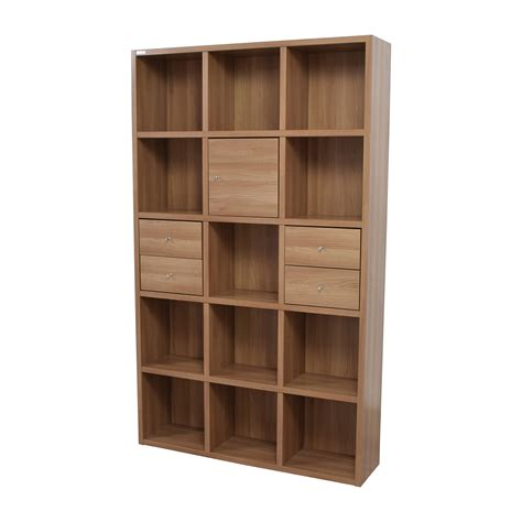 28 hansaem hansaem wood bookshelf storage