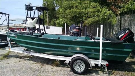 16 foot boat for sale 16 foot flat boat boats for sale in slidell louisiana