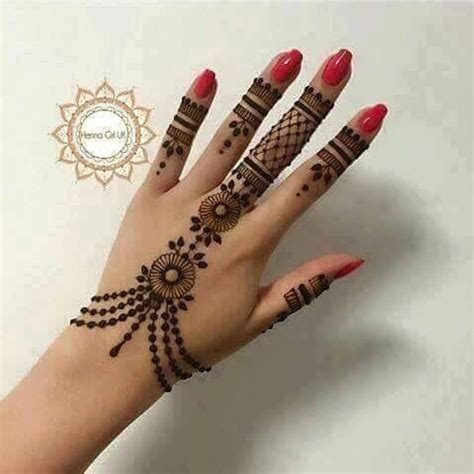 latest turkish mehndi designs 2018 for hands and feet