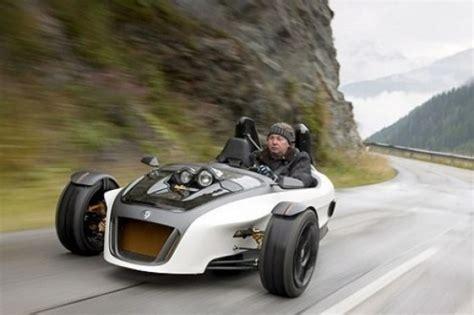 Dreirad Motorrad Mit Vw Motor by Wie Kommt Man Auf Die Idee Ein Einsitziges