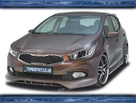 Kia Home Kia Cee D Front Add On