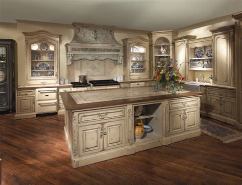 country kitchen furniture at home interior designing