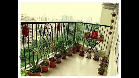 garden decoration ideas india indian apartment garden balcony decoration ideas
