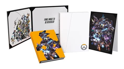 Sale Xbox One Overwatch Collector S Edition pre order the of overwatch limited edition book today jelly deals