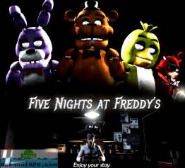 Five nights at freddys 1 apk free download