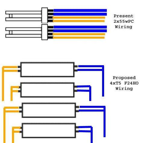 t5ho ballast wiring diagram t5ho get free image about
