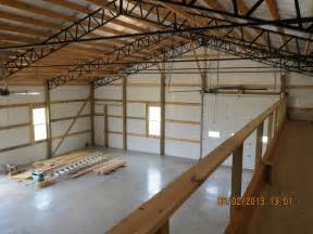 Pole Barn House Plans With Loft by Pole Barn Plans With Loft Viewing Gallery