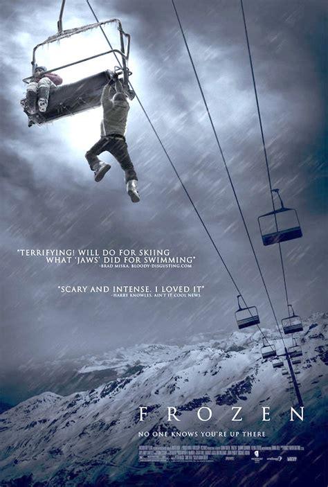 film frozen thriller suspense flick relies on tension not action daily trojan