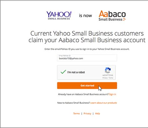 yahoo email new account open create dns records at yahoo small business for office 365