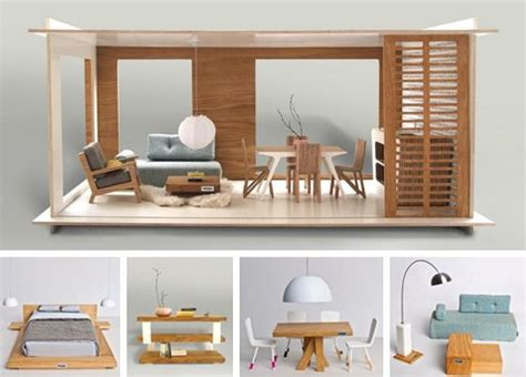 contemporary doll house 25 best ideas about modern dollhouse on pinterest kids doll house doll house play