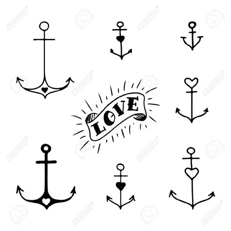heart and anchor tattoo designs 57 anchor tattoos