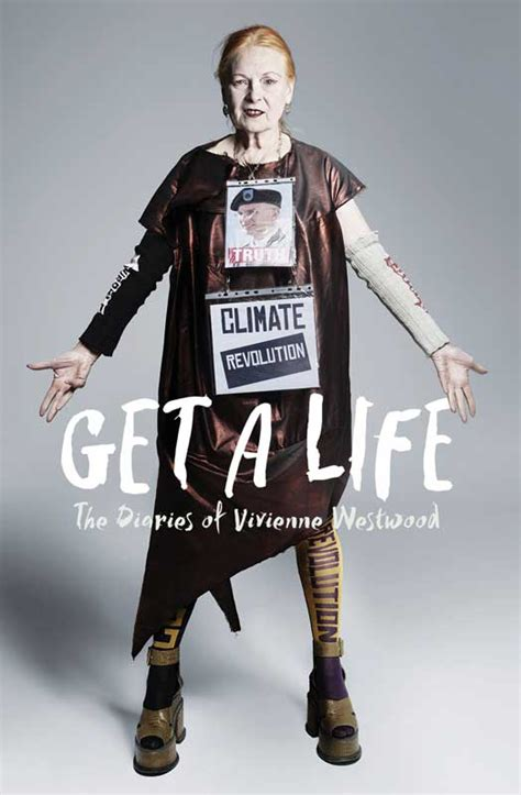 libro get a life the get a life 232 in libreria il diario di vivienne westwood