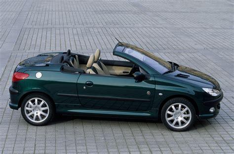 peugeot 206 cc specs 2004 peugeot 206 cc pictures information and specs