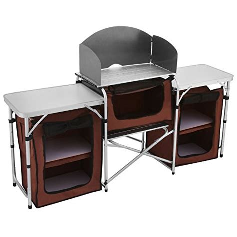 Portable Kitchen Table by Happybuy Portable Cing Kitchen Table Multifunctional