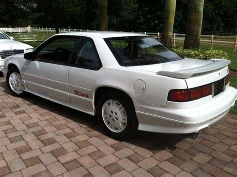 how to learn about cars 1994 chevrolet lumina auto manual purchase used nice 1994 chevy lumina z34 rarer than z 28 runs drives easy project no resv
