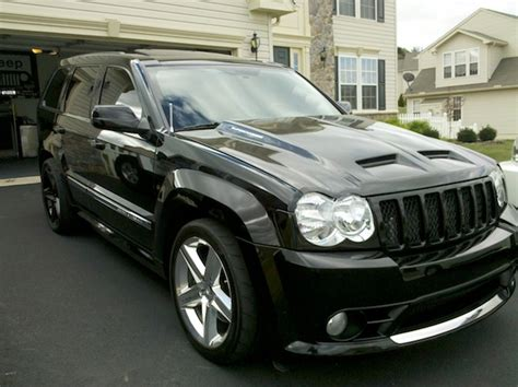 Fastest Jeep Is This The World S Fastest Srt8 Jeep