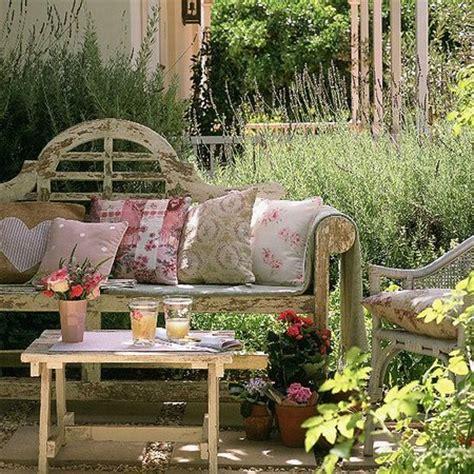 Imagenes Jardines Vintage | decoraci 243 n de estilo vintage para jardines
