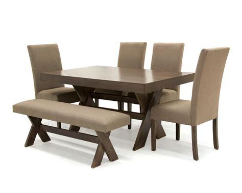 comedor alto 4 sillas comedor oxford con 4 sillas y 1 banco 3479913 coppel