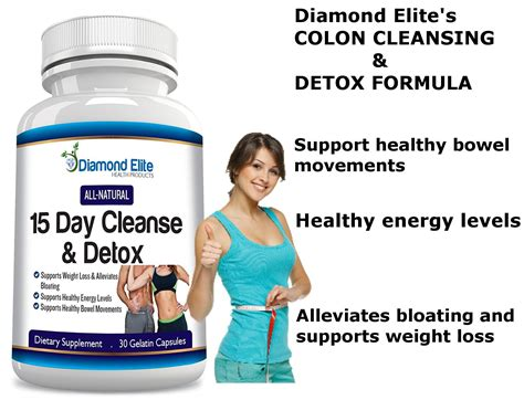 Cleanse And Detox For Weight Loss by Colon Cleanse Weight Loss Products Berry