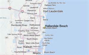 map hallandale florida hallandale weather station record historical